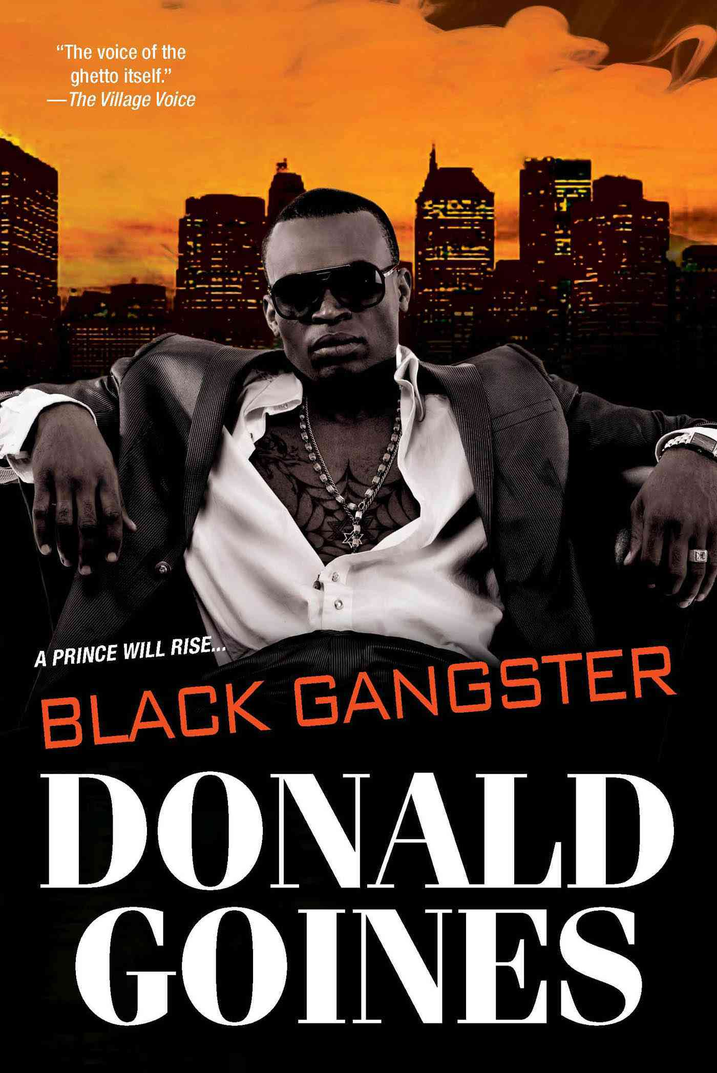 Black Gangster By Goines, Donald
